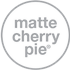 Matte Cherry Pie Basin