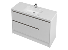 City 46 1200 Floor - 1 Door 2 Drawer