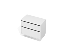 City 50 - 900 Wall - 2 Drawer