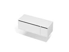 City 50 - 1300 Wall - 1 Door 1 Drawer