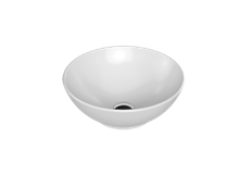 Sfera Basin Gloss White