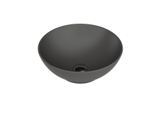 Sfera Basin Matte Black (RC)